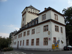 Former Prince Elector's Castle in Boppard