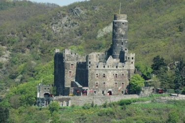 Château fort Maus