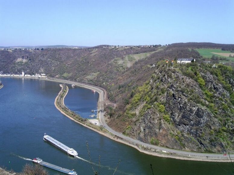 Panorama Loreley