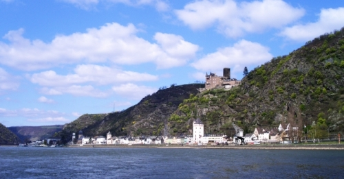 St. Goarshausen